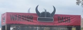 Pumped up for the New Year I decided to go for The Ultimate Challenge ... My first Warrior Dash, but not my last.