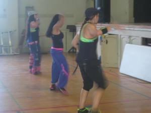 The Zumba Groupies
