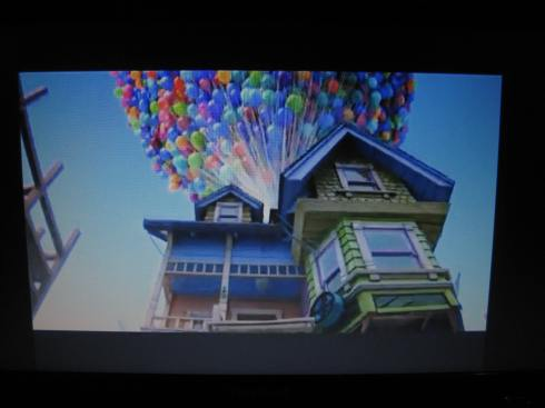 Pixar's Movie -- Up