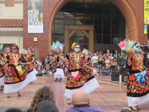 These were some of the best dances, but for some reason my kids enjoyed the indigenous high-energy dancers better.