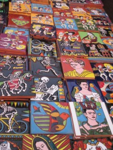 As we browsed the festival we ran into some awesome artwork