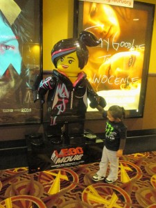 My daughter was pretty fond of the female lead, and I gotta say so was I. Lucy rocked.