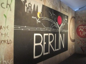 With this museum having all kinds of spy history it's no wonder that they also had information about The Berlin Wall.