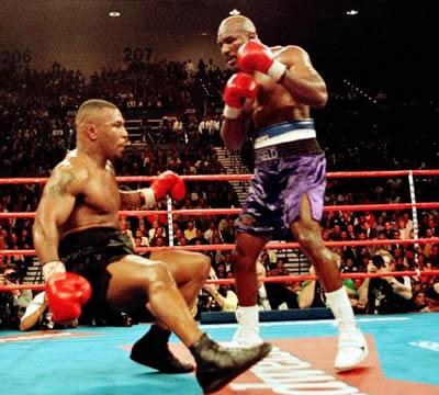 Holyfield vs. Tyson