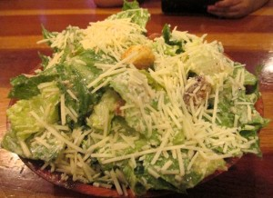 I know lettuce doesn't seem like much, but when you whip it up like this ... dude it becomes a Mega Salad.