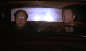 George and Kramer picking up Jerry