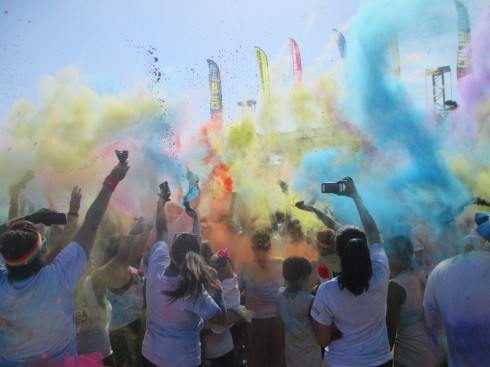Color Run :)
