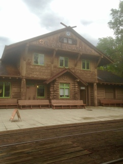 Train Station at The Canyon